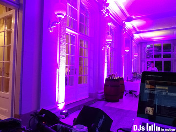 Uplighting DJ Technik NRW