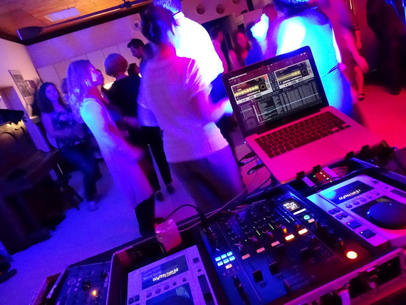 DJ Beckum zur Party