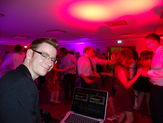 Event DJ in Aachen